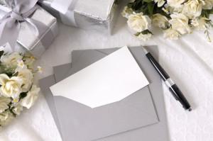 お祝いの手紙