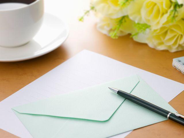 お歳暮 の お 礼状 の 書き方