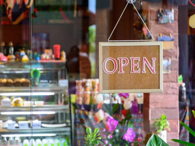 飲食店の開店