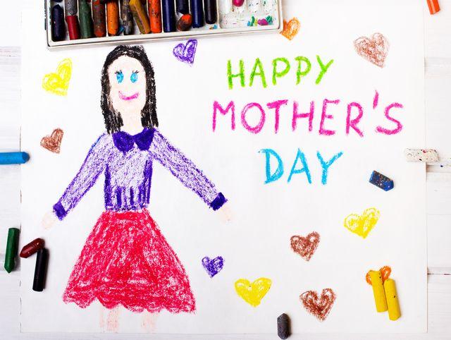 母の日の絵