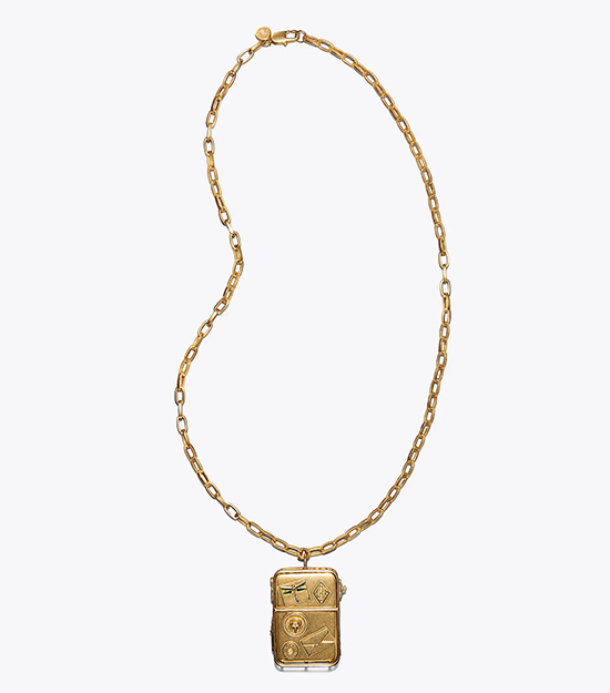 【Tory Burch】ICON PENDANT NECKLACE