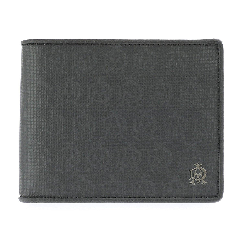 【Dunhill】 二つ折り財布(小銭入れ付) 落ち着きの渋過ぎグレー他