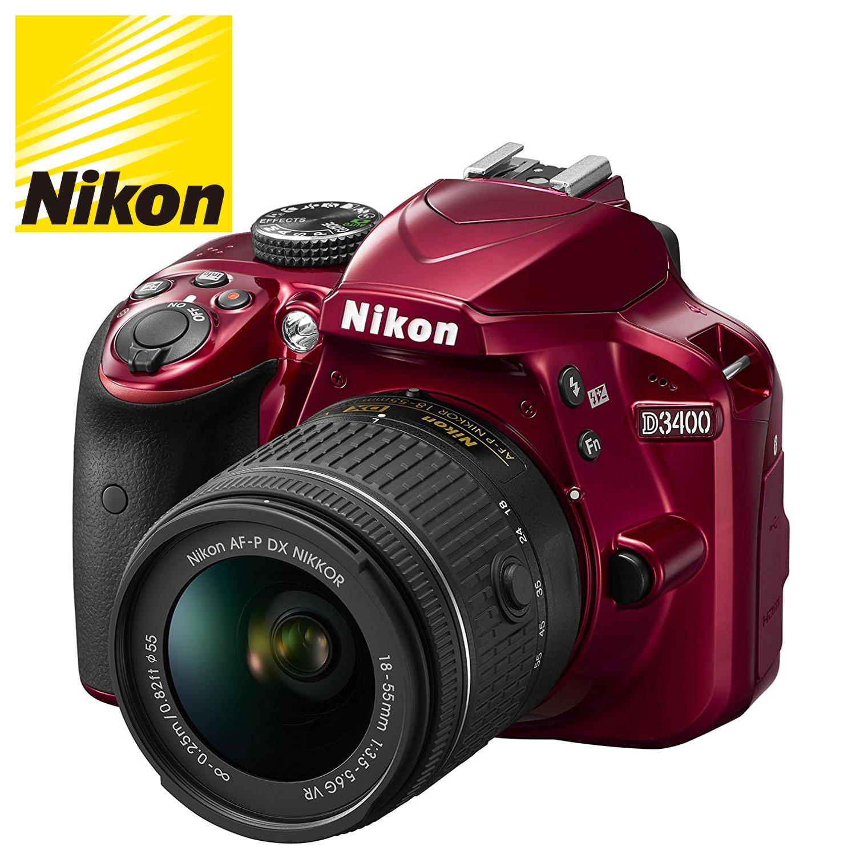 【Nikon】デジタル一眼レフカメラ