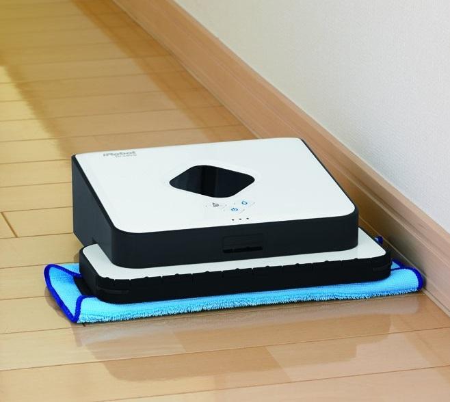 【アイロボット】 床拭きロボット ブラーバ380j