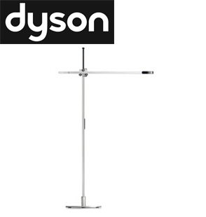 【ダイソン】LEDデスクライト ホワイト/シルバー