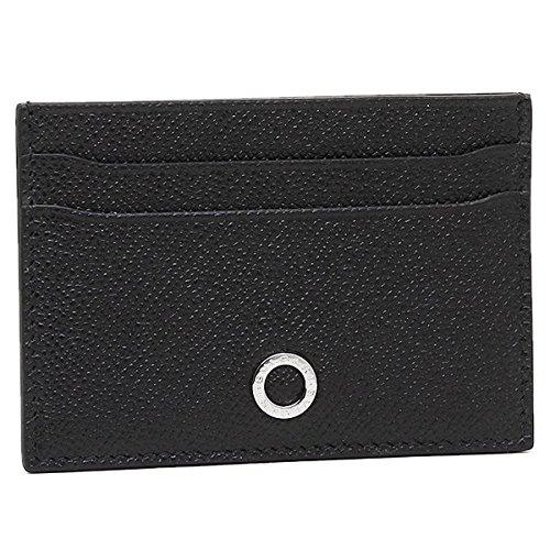 【BVLGARI】名刺入れ・カードケース (ブラック)