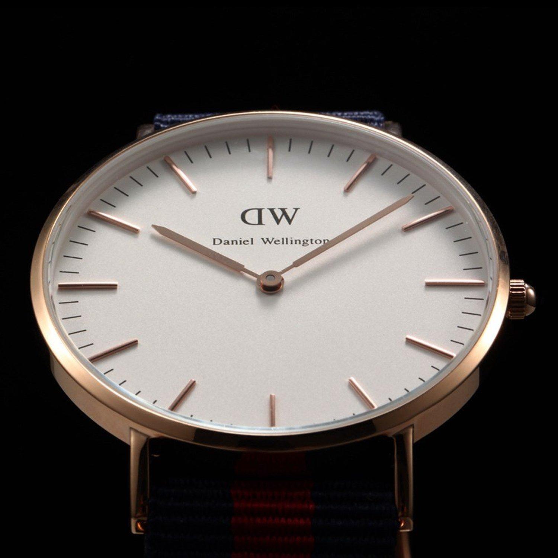 【Daniel Wellington】腕時計 ユニセックス(ホワイト)