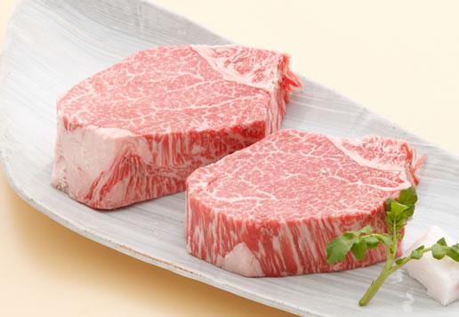 神戸牛 ヒレステーキ 約150g×2枚