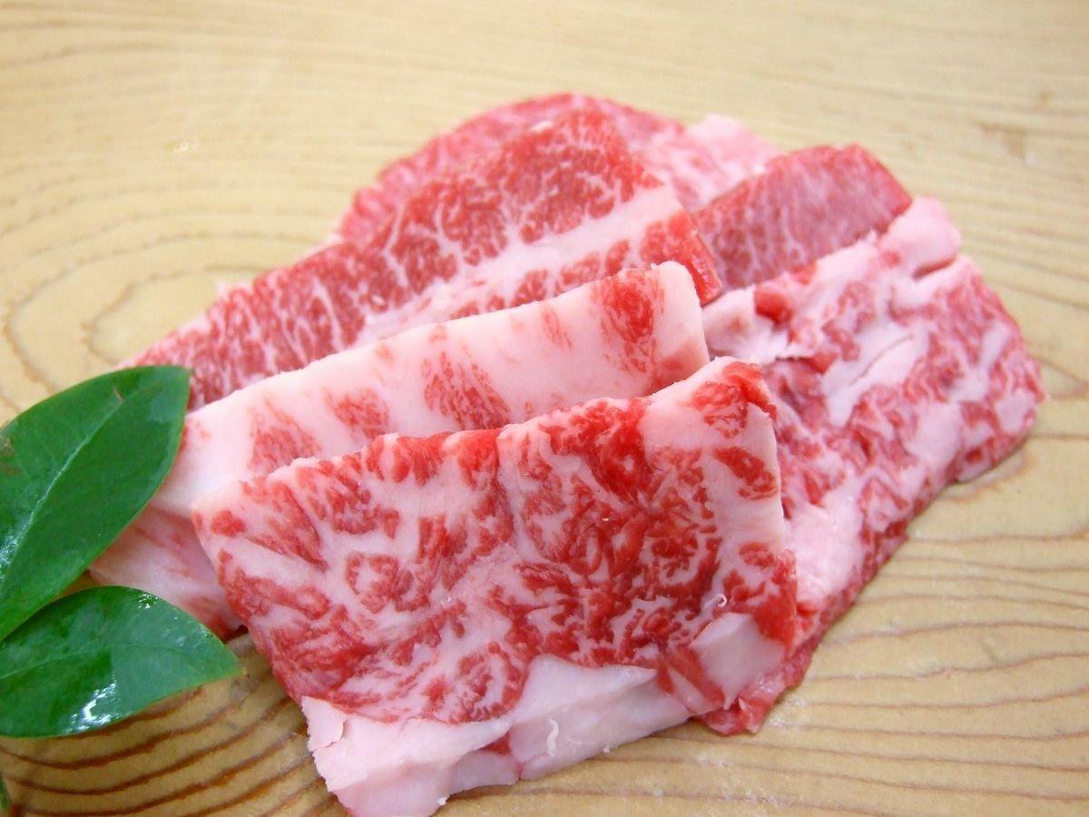 黒毛和牛 最高A5ランク カルビ焼肉 1.0Kg