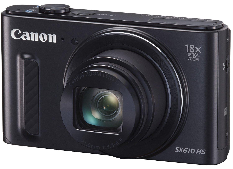 デジタルカメラ PowerShot HS ブラック 【Canon】