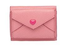 【MIU MIU】マドラス ラブ 財布 ピンク