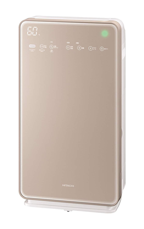 【日立】 加湿空気清浄機  PM2.5対応 ニオイ脱臭