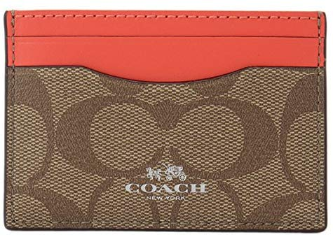 【COACH】[コーチ] IDケース シグネチャー