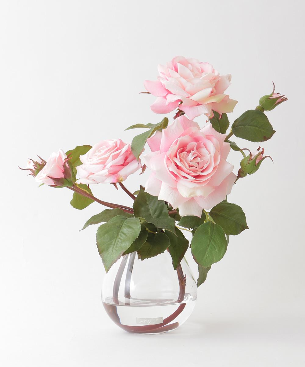 【エミリオ ロバ】アレンジメントフラワー プリマローズ TGNTA64 ピンク
