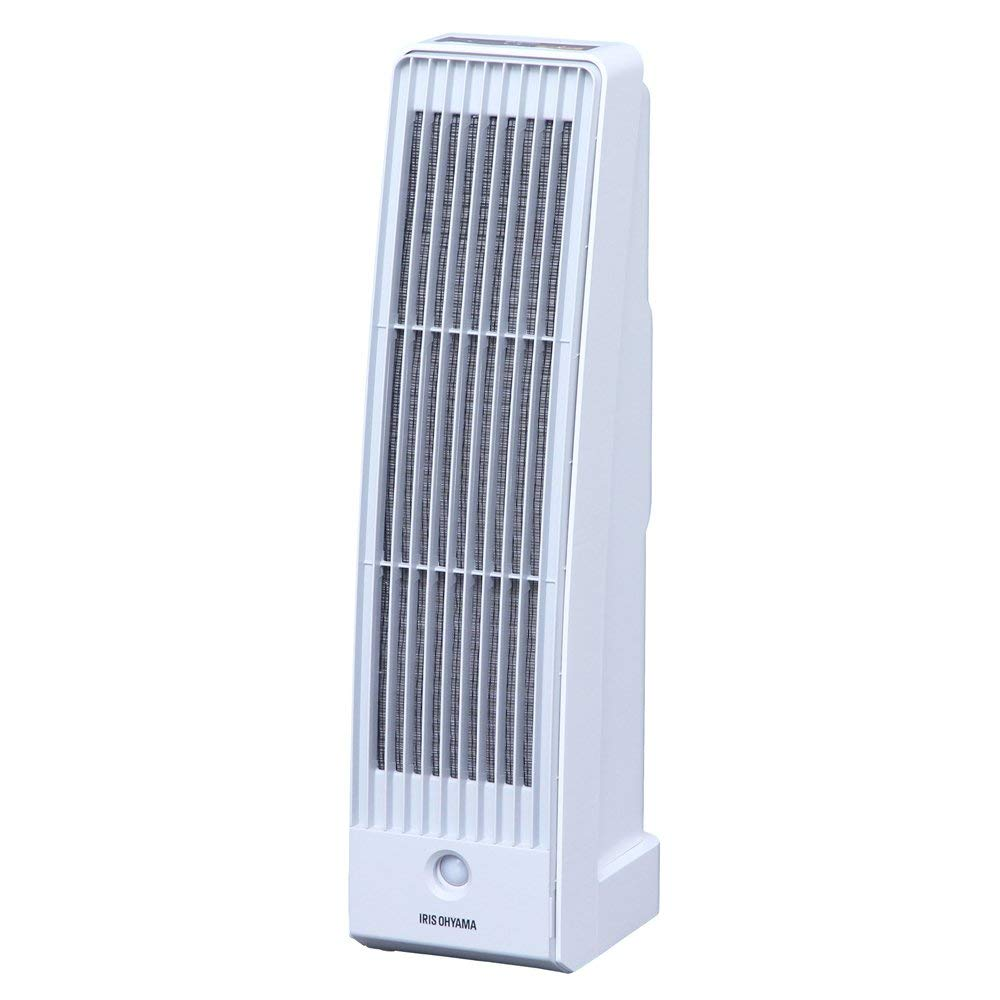 【アイリスオーヤマ】空気清浄機 花粉 PM2.5 除去 人感センサー付き スリムデザイン ~8畳
