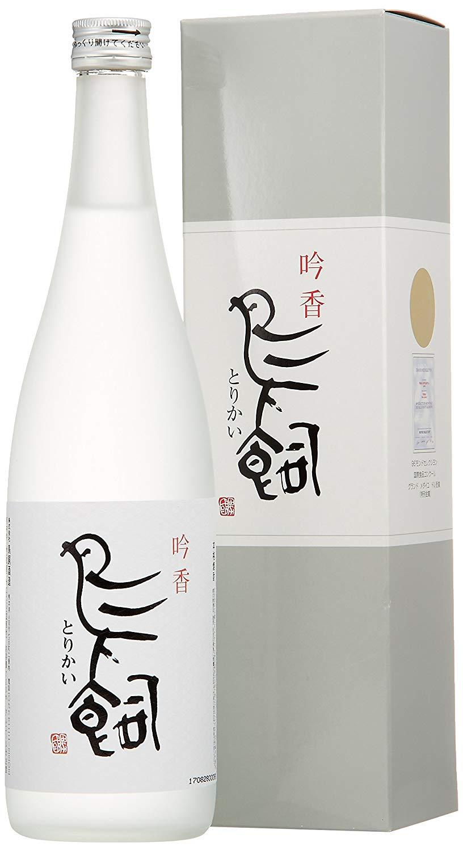 吟香鳥飼(ぎんかとりかい) 米焼酎 25度 720ml