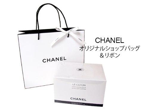 【CHANEL】LE COTON オーガニックコットン 100枚入