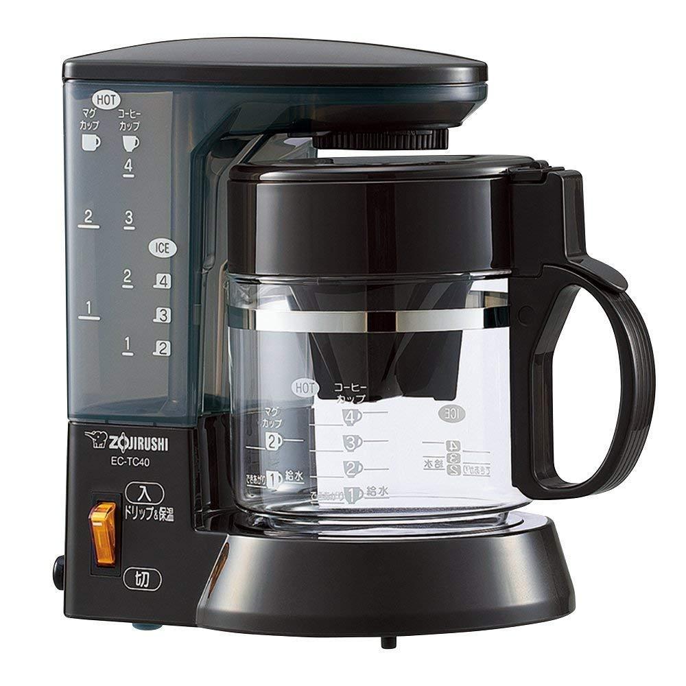 【象印】 コーヒーメーカー 540ml/4杯用  珈琲通 ブラウン