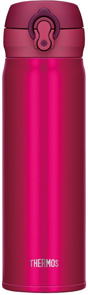 【サーモス】 水筒 真空断熱ケータイマグ  500ml ストロベリーレッド