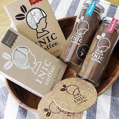 INIC coffee Gift Set  コーヒーセット