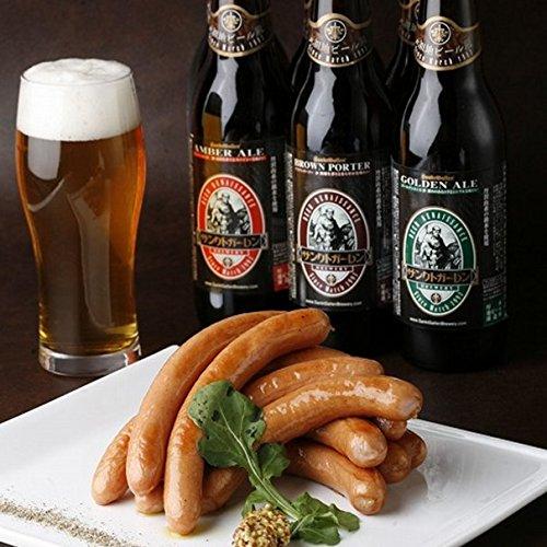 厚木ハム ソーセージ 地ビール おつまみセット