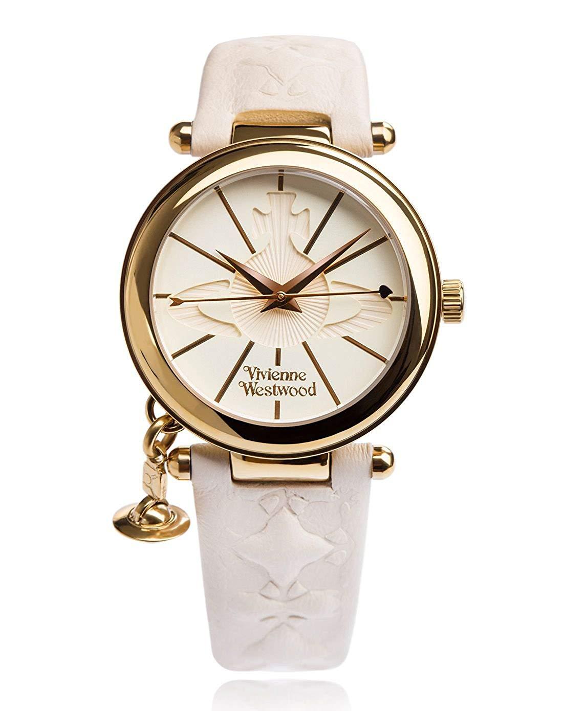 【Vivienne Westwood】 ヴィヴィアンウエストウッド オーブ レディース腕時計