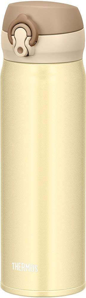 【サーモス】 水筒 真空断熱ケータイマグ  500ml クリーミーゴールド