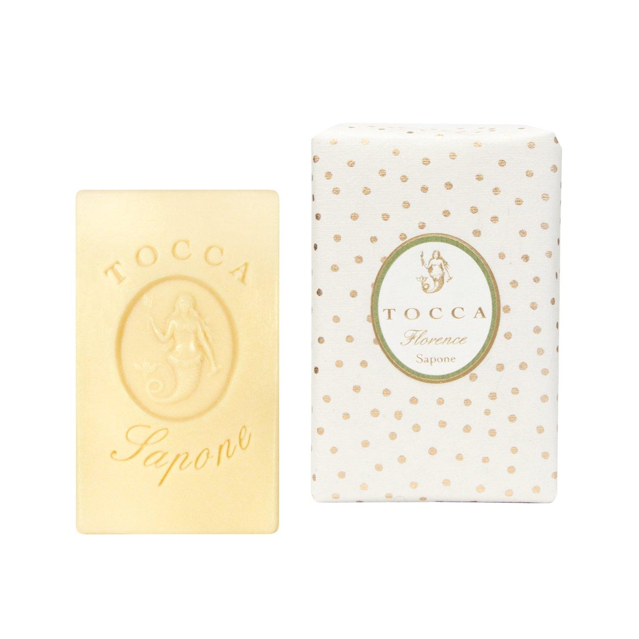 【TOCCA】ソープバーフローレンスの香り 113g