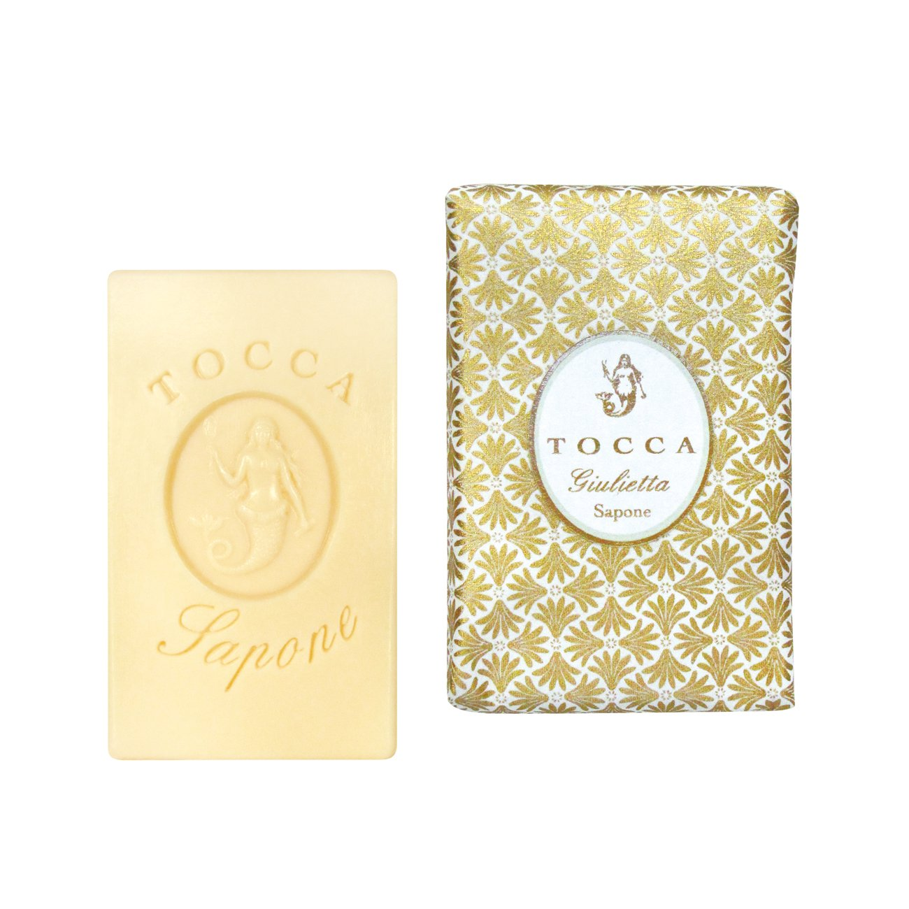 【TOCCA】ソープバー ジュリエッタの香り 113g