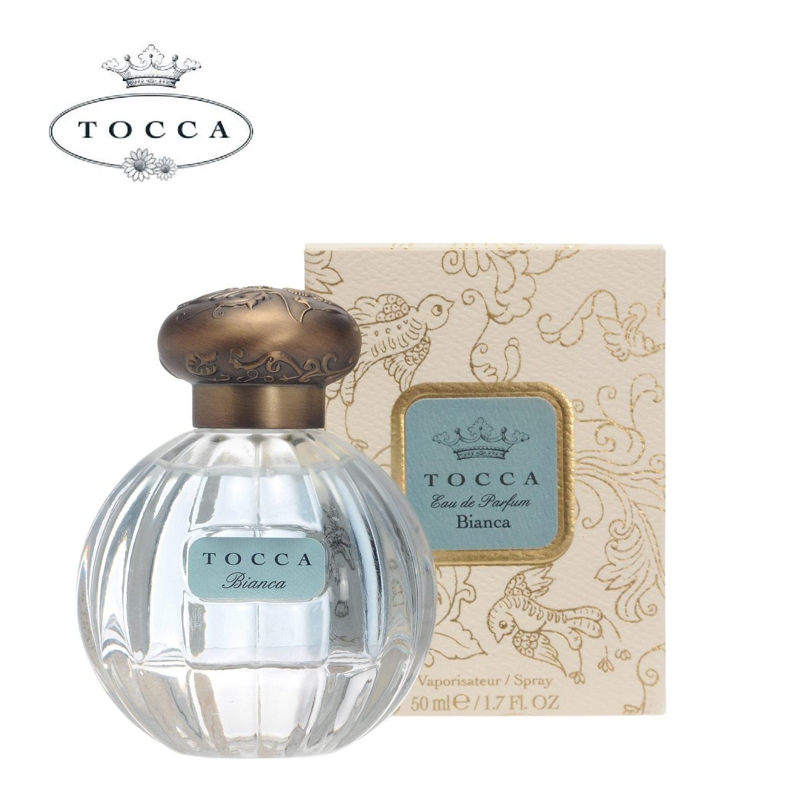 【TOCCA】オードパルファム ビアンカの香り 50ml