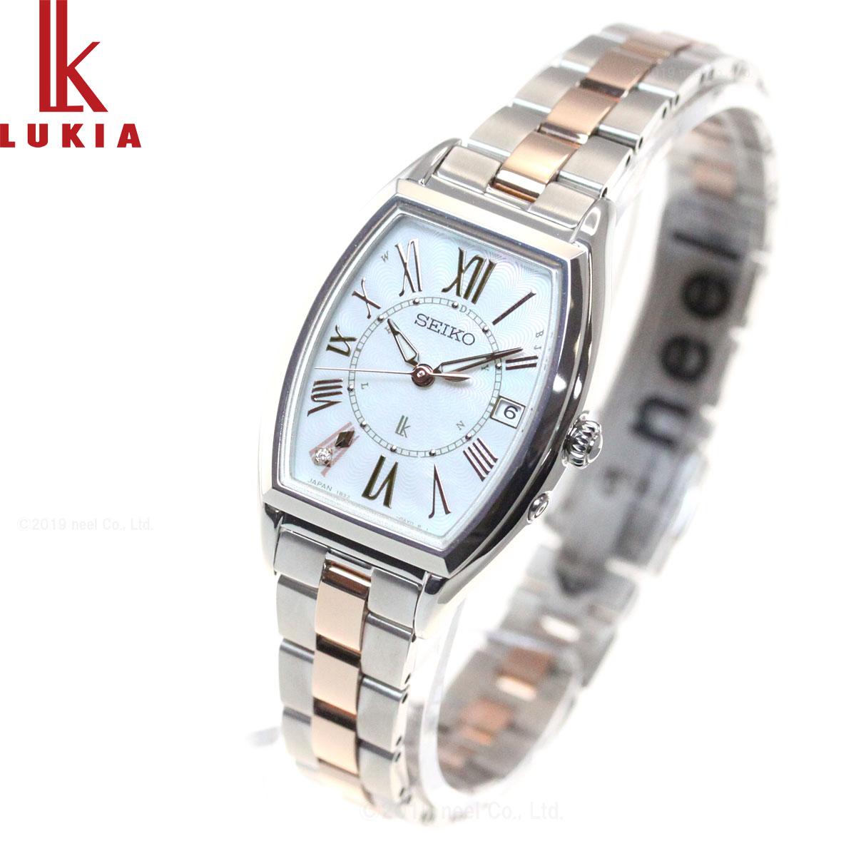 【SEIKO LUKIA】Lady Diamond 腕時計 レディース SSQW051