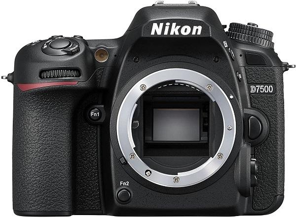 Nikon デジタル一眼レフカメラ D7500 ボディ BK