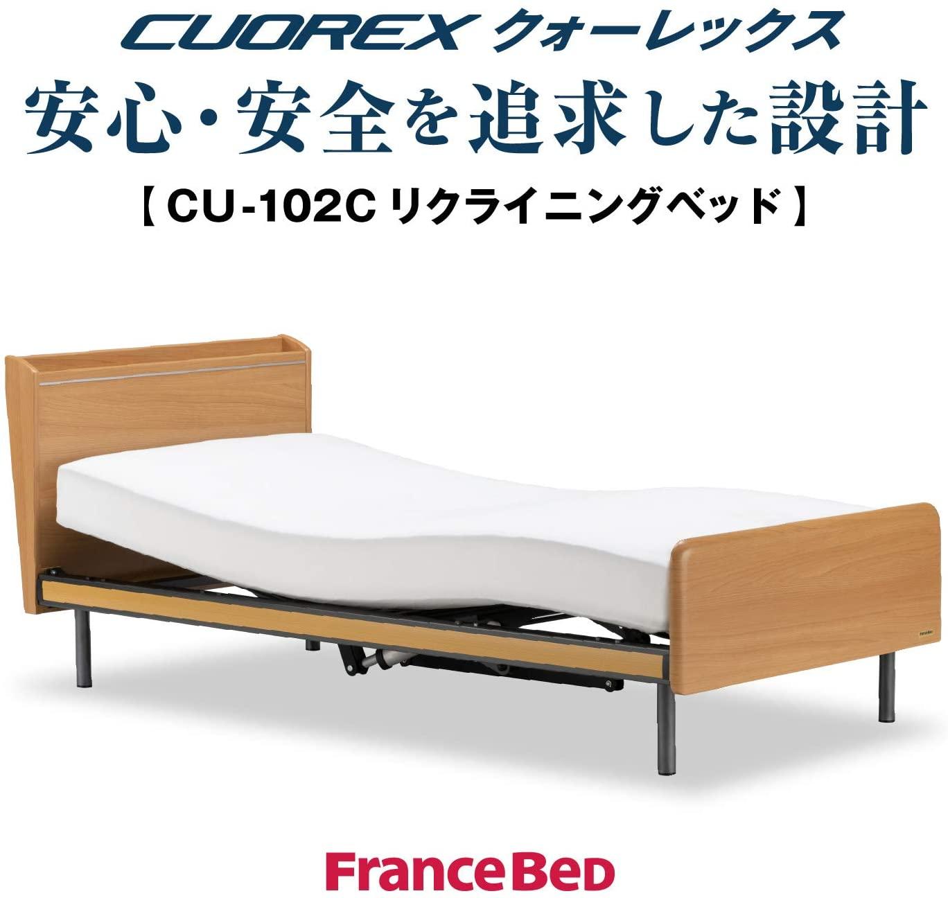 フランスベッド 電動リクライニングベッド