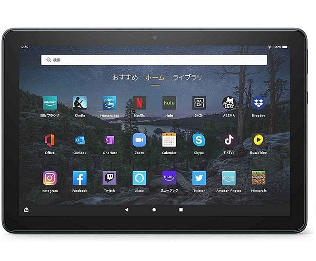 FireHD10 Plusタブレット10.1インチ 64GB