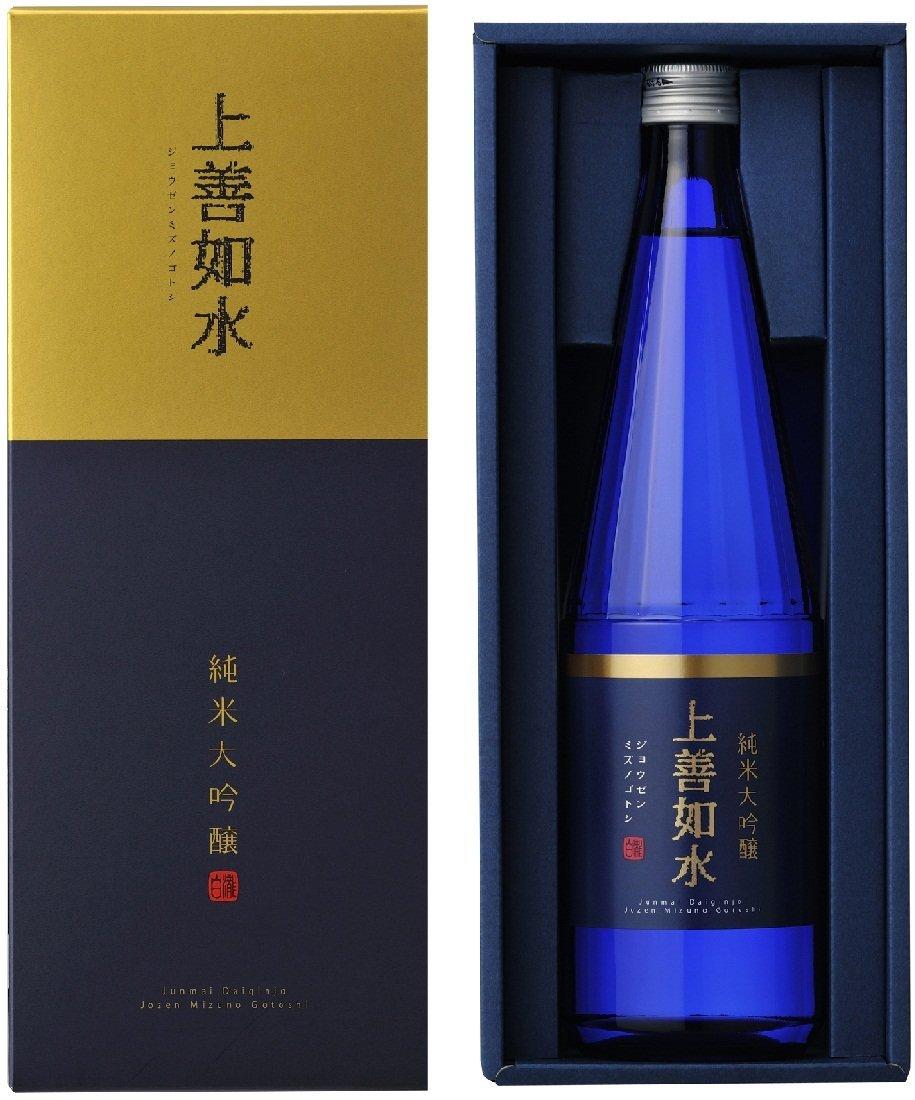 白瀧酒造 上善如水 純米大吟醸 瓶 720ml