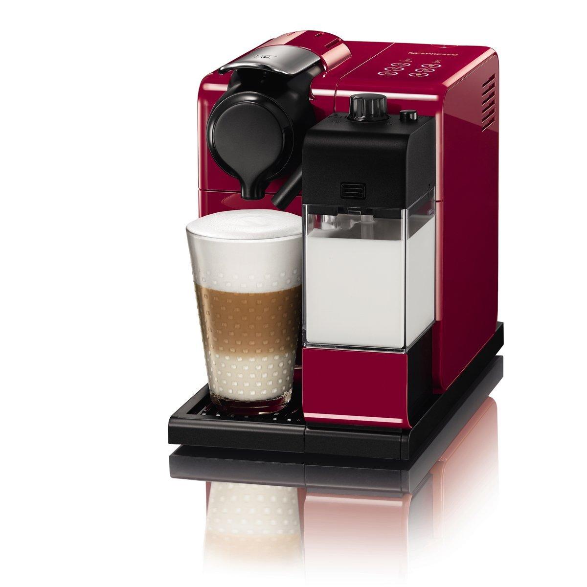 コーヒーメーカー ラティシマ・タッチ レッド 【Nespresso (ネスプレッソ) 】