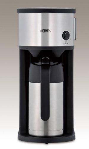 【THERMOS】真空断熱ポット コーヒーメーカー