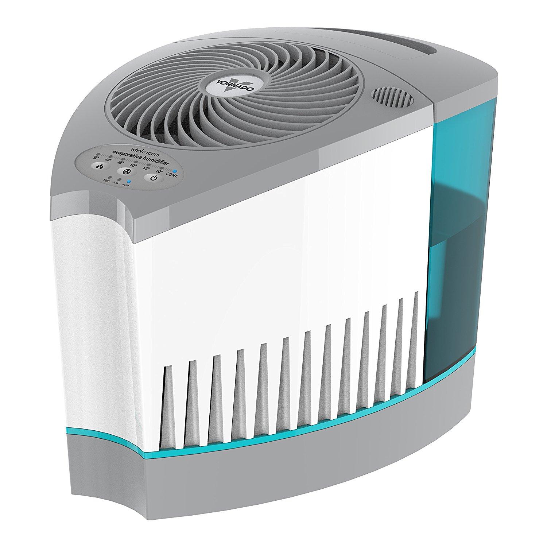 気化式加湿器 ホワイト (6~39畳用)【Vornado(ボルネード)】