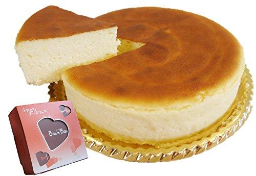 【Bon n Bon】濃厚ふわとろチーズケーキ