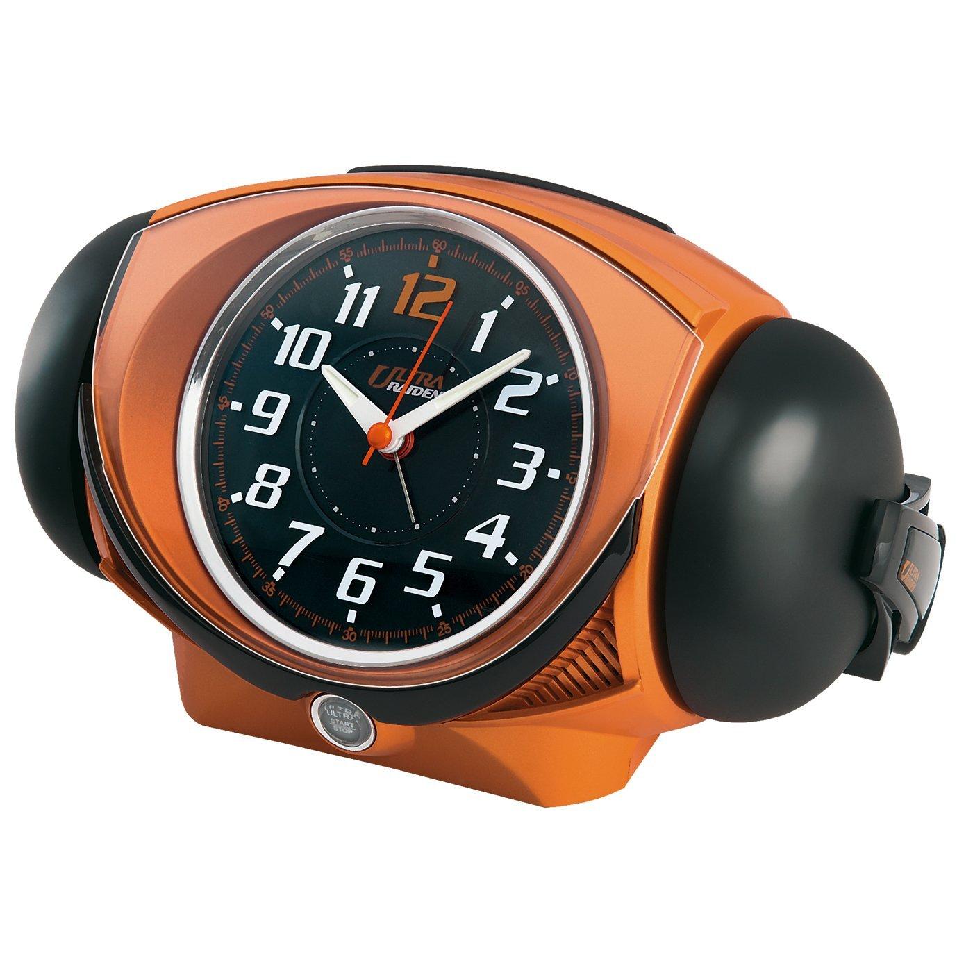 【世界のSEIKO】センス良しな大音量目覚まし時計(これなら起きれるかも)