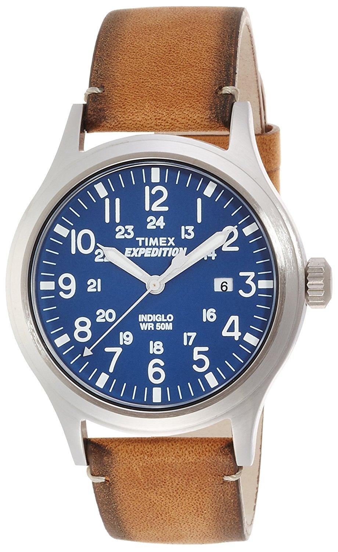 【TIMEX】腕時計(ネイビーダイアル)